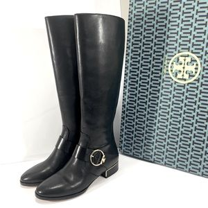 New Tory Burch Tory Burch Sofia Leather Boot